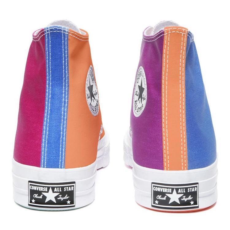 UV Rainbow Converse x Chinatown Market
