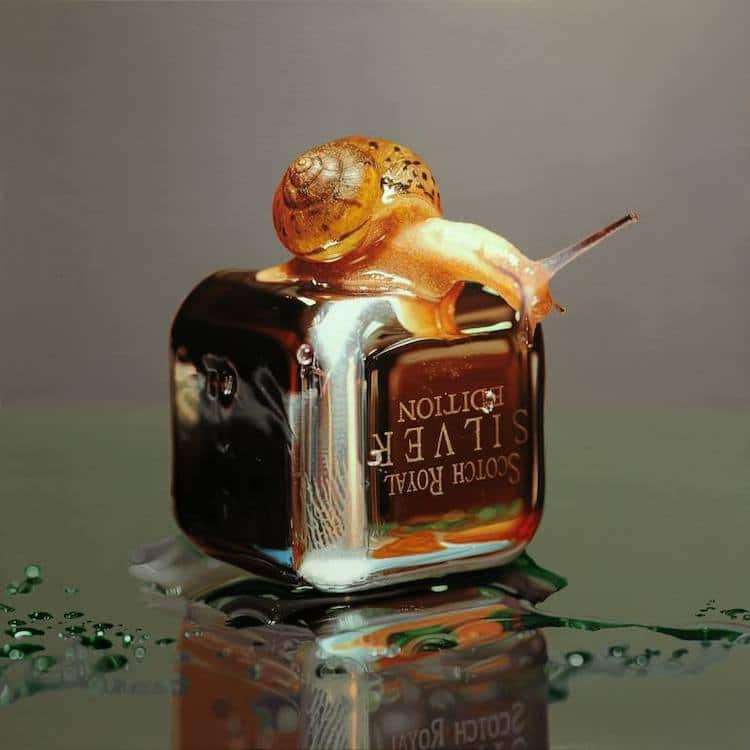 Young-sung Kim Hyperrealistic Painter
