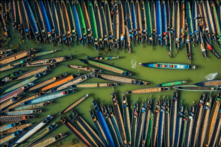 Aerial Photography by Zay Yar Lin
