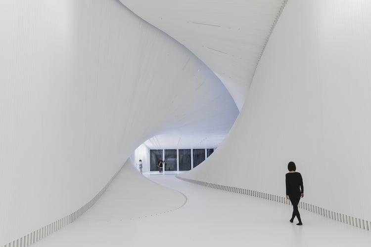 arquitectura contemporánea por BIG