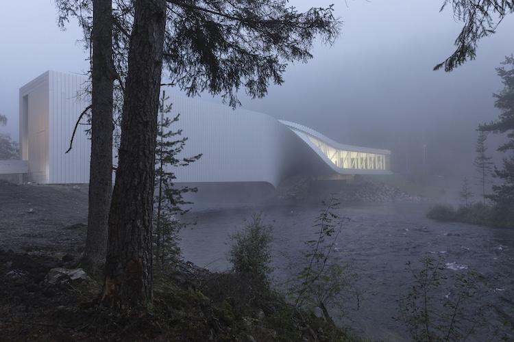 puente moderno por BIG