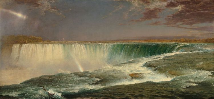 Frederic Edwin Church - Hudson River School