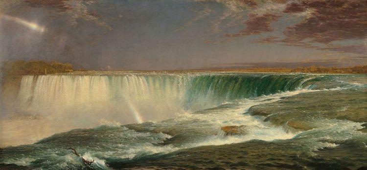 Frederic Edwin Church - Hudson River School
