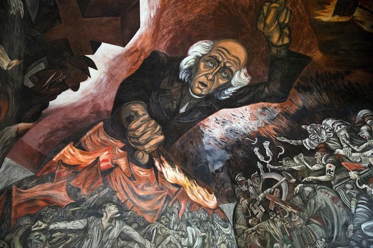 Jose Clemente Orozco - Muralista hispano