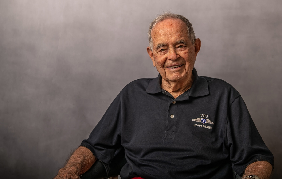Portraits of Honor - World War II Veterans by Jeffrey Rease