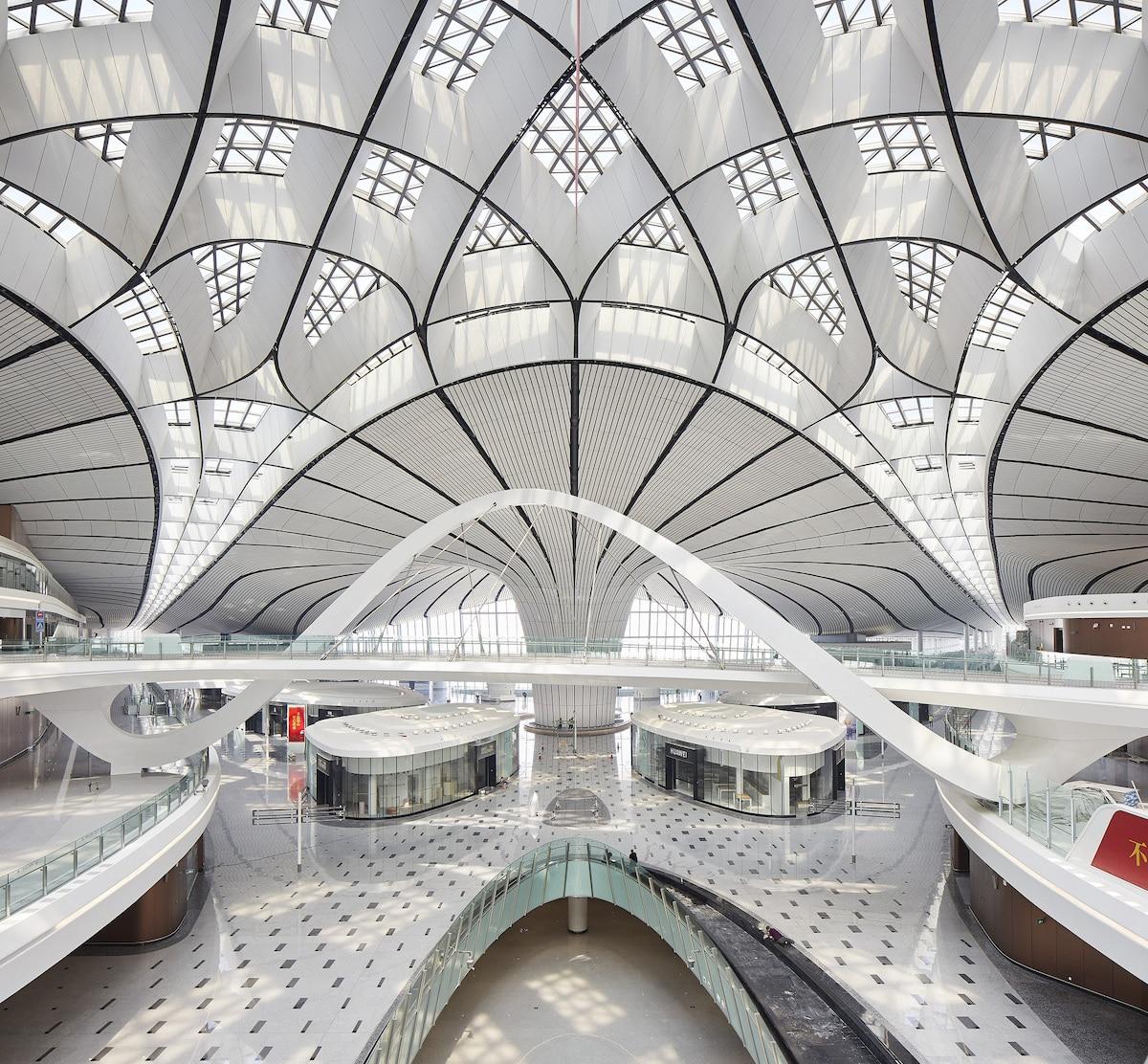 International Airport in Beijing