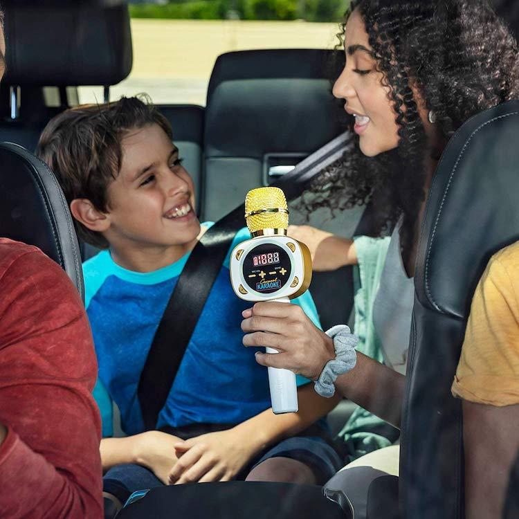 Carpool Karaoke The Mic