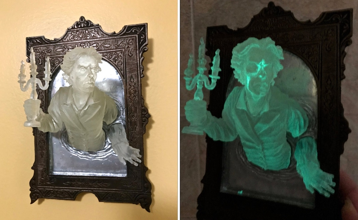 Glow in the Dark Sculpture