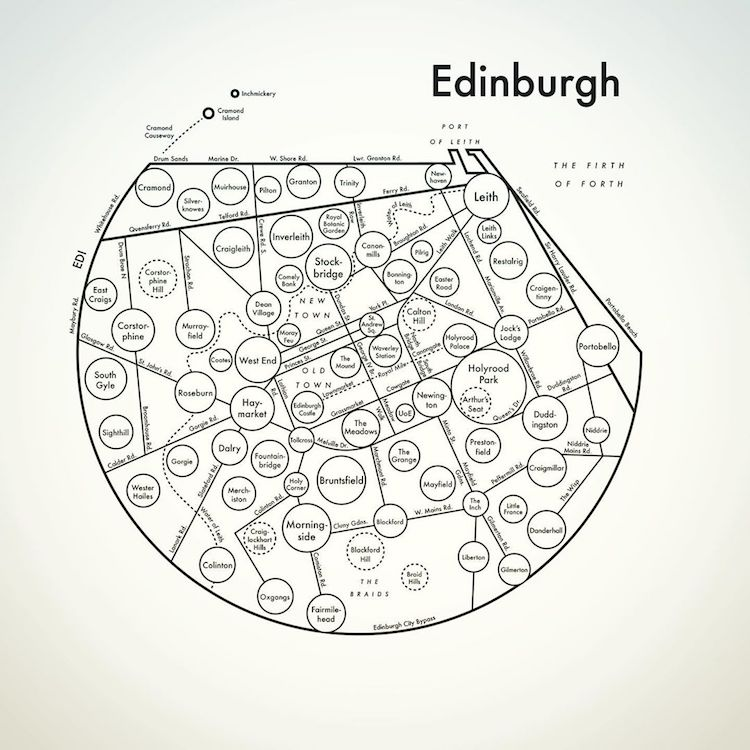 Diagram and Map Illustrations by Archie Archambault Archie's Press