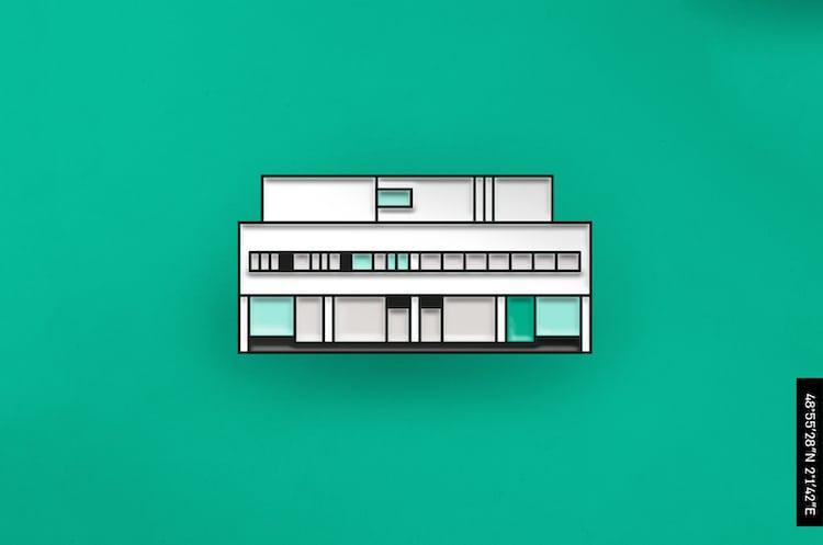 pins de arquitectura