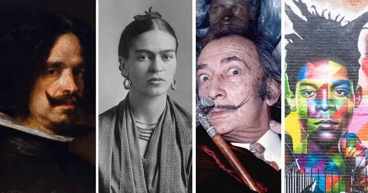 Famous Modern Spanish Artists