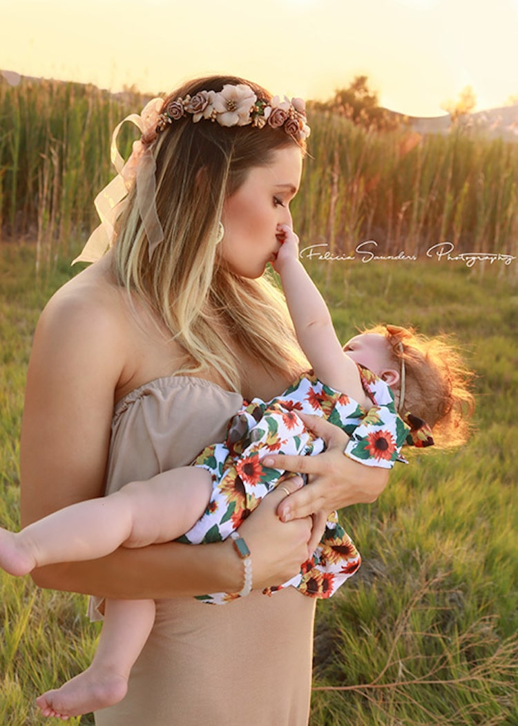 Breastfeeding Photo Shoot
