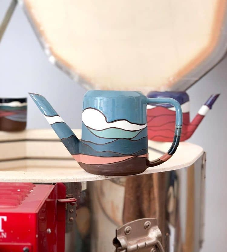Handmade Ceramic Mugs by Callahan Ceramics