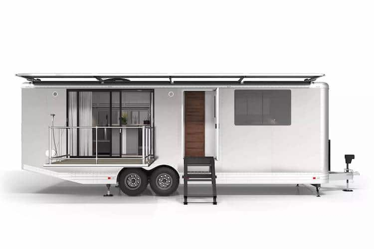 Tiny Home Travel Trailer