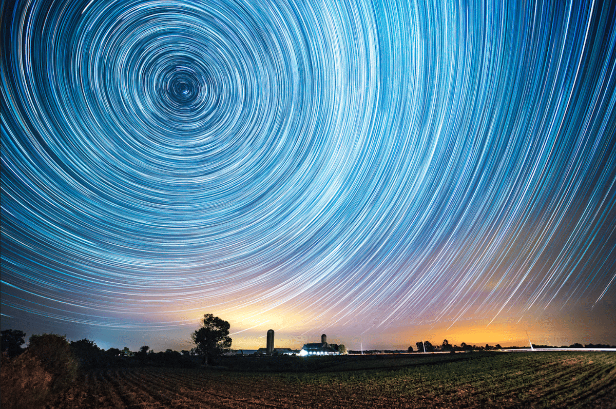 Sky Photographs by Matt Molloy