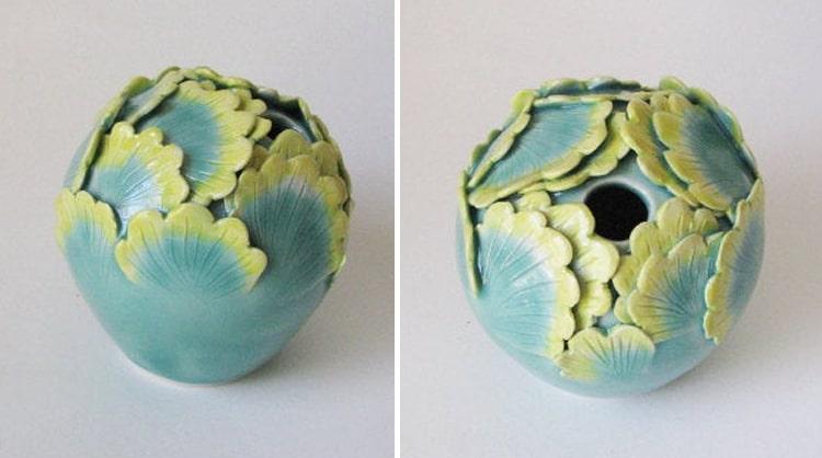 Nature Ceramics by Yumiko Goto
