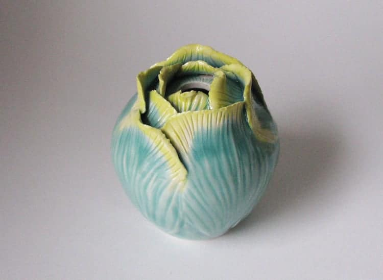 Echo of Nature Ceramics by Yumiko Goto