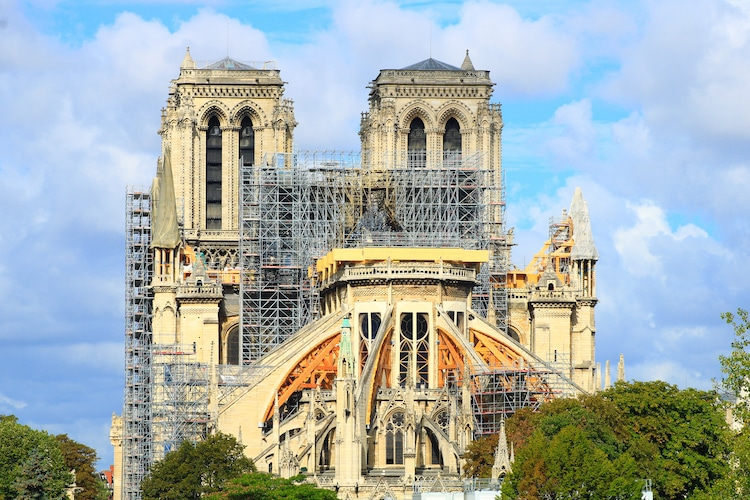 Notre Dame Updates What We Know Five Months After The Fire