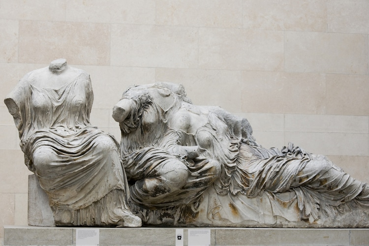 Where are the Parthenon Marbles?