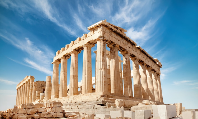 Facts About The Parthenon in Greece