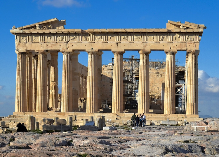 What Was the Parthenon Used For?