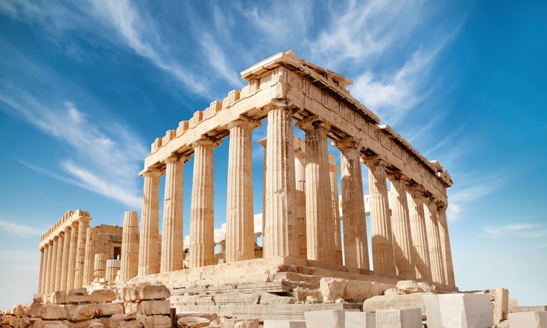 10 Datos Sobre El Partenón La Joya De La Acrópolis De Atenas