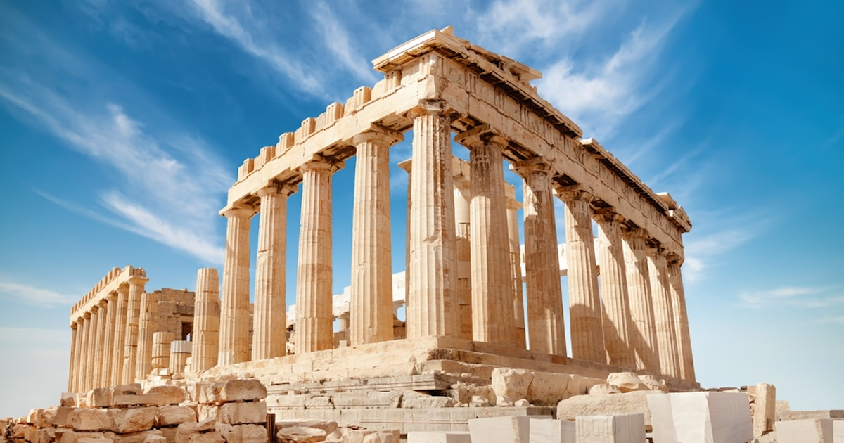 10 Facts About the Parthenon, the Icon of Ancient Greece