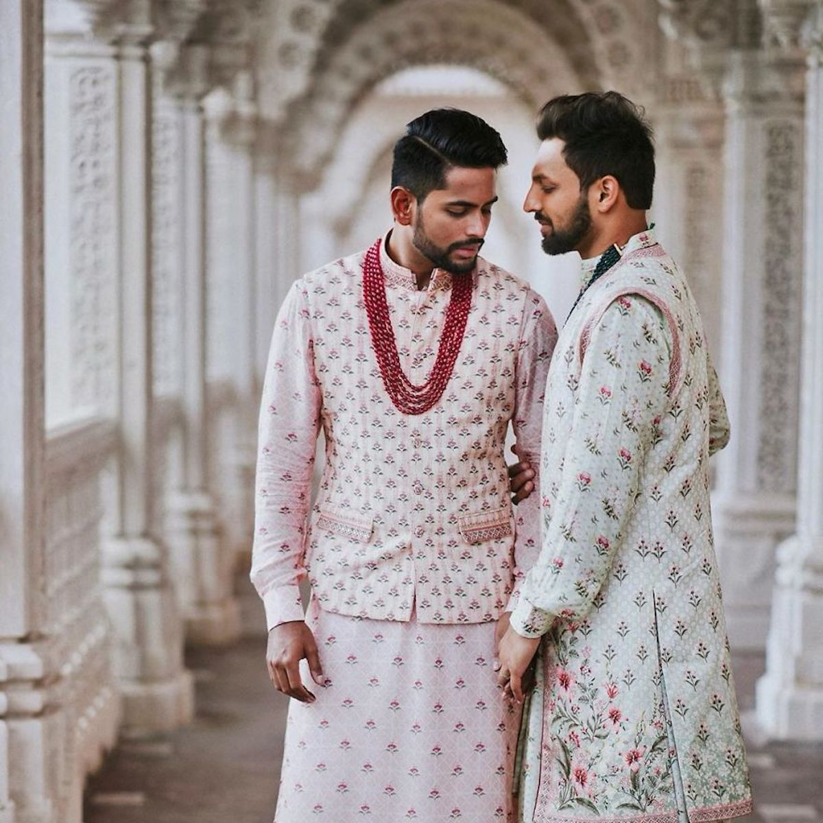 Same-Sex Wedding Photography by Charmi Peña