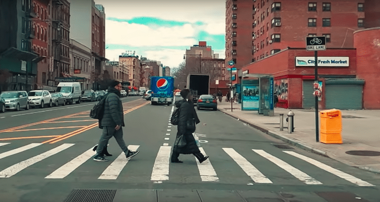 Samsung Super Slow-mo Video of New York by Glen Vivaris