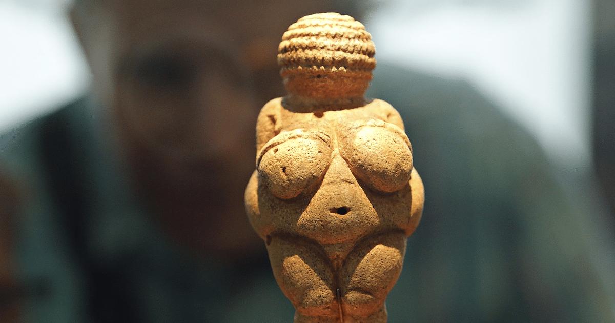 Real Life Venus Of Willendorf