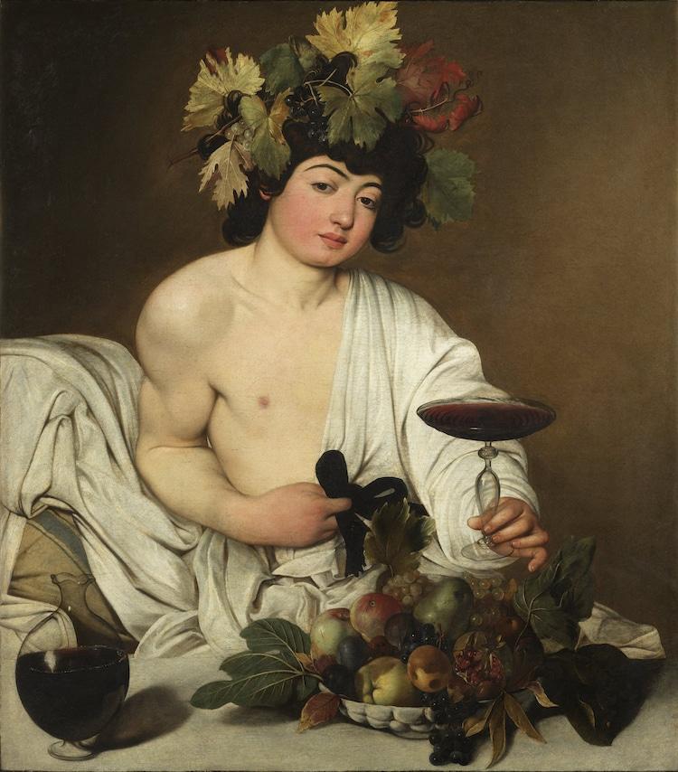 Pinturas de Caravaggio