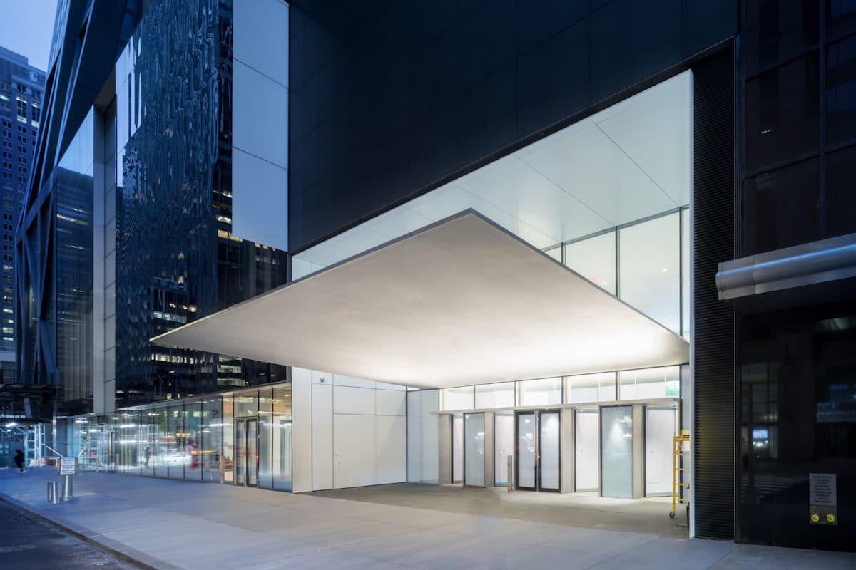 New MoMA Entrance
