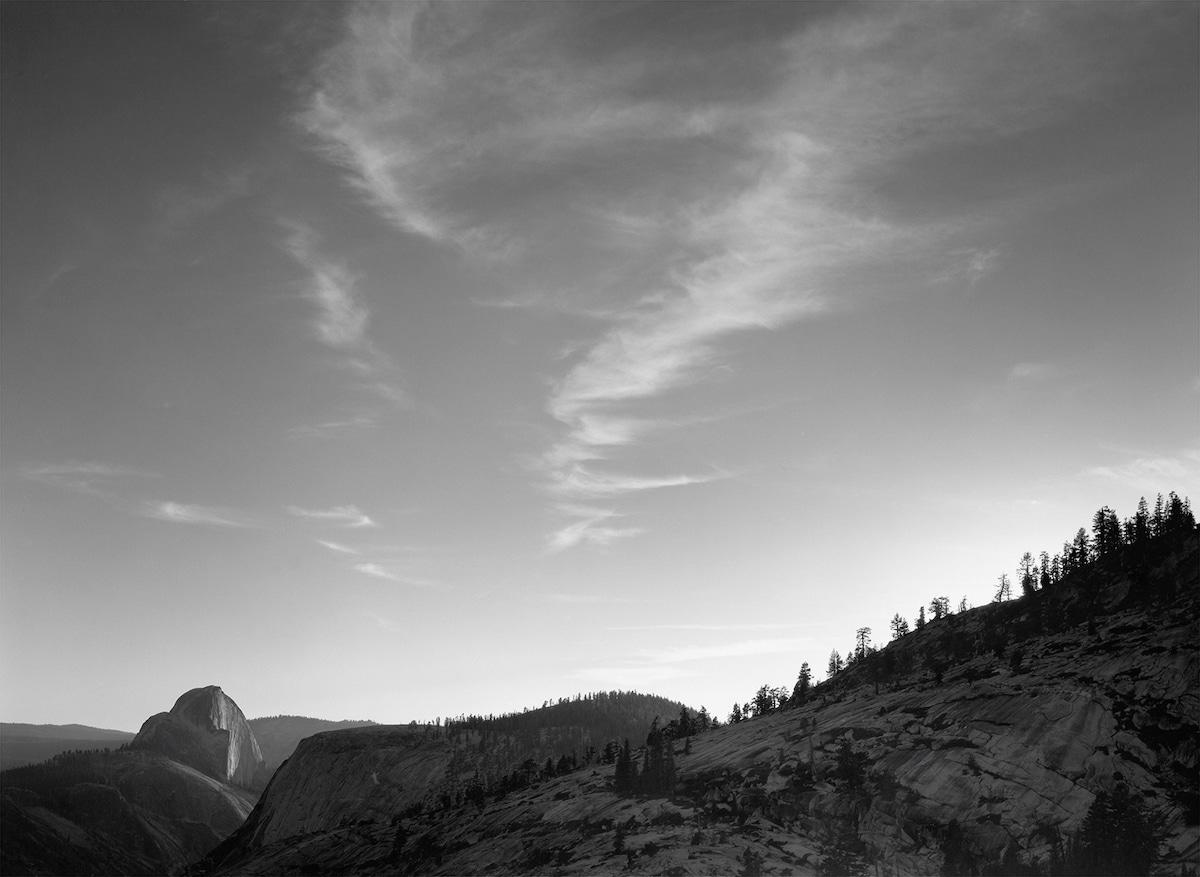 Unpublished Ansel Adam Photos of Yosemite