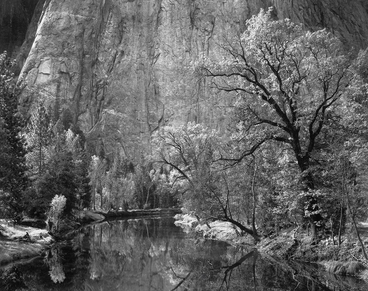 Ansel Adams Yosemite Photography