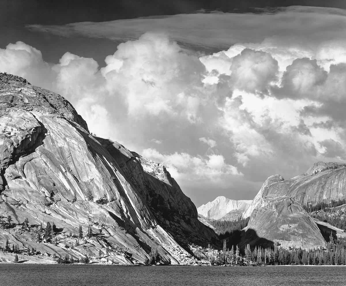 Tenaya Lake by Ansel Adams