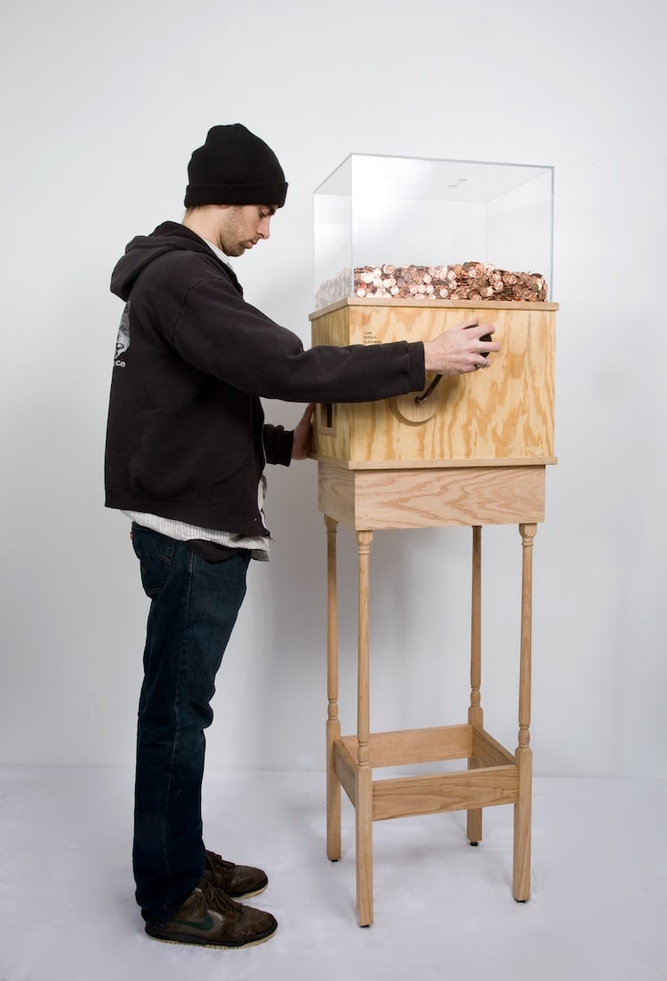 Minimum Wage Machine by Blake Fall-Conroy