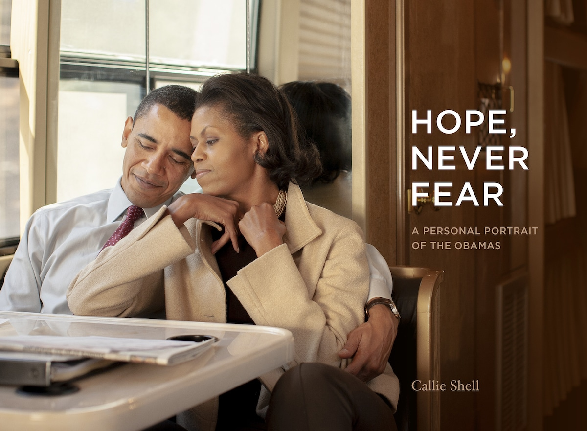 Hope, Never Fear by Callie Shell