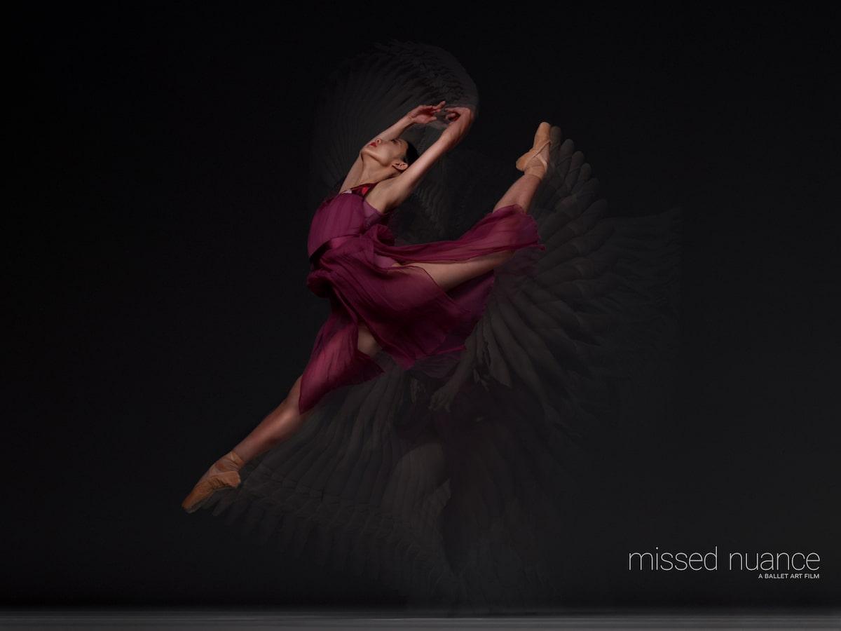 Yuumi Yamada bailando en Missed Nuance de Niv Novak