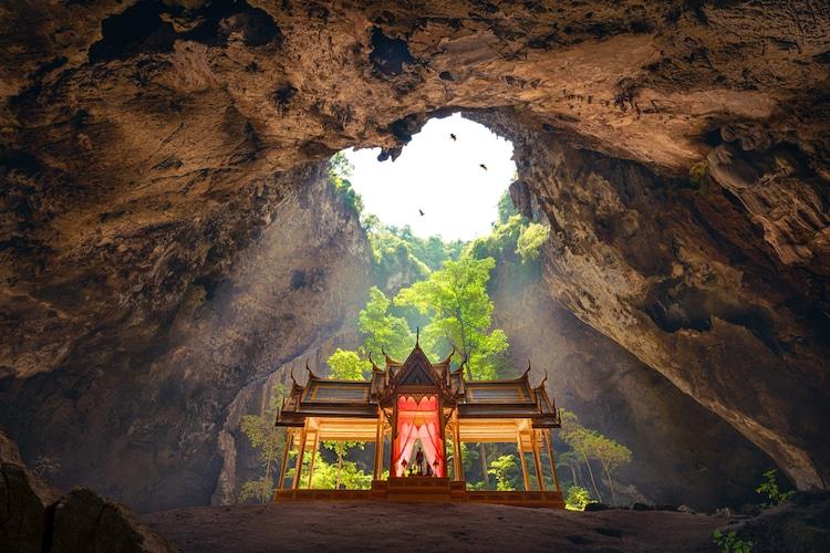 como llegar a Phraya Nakhon en tailiandia