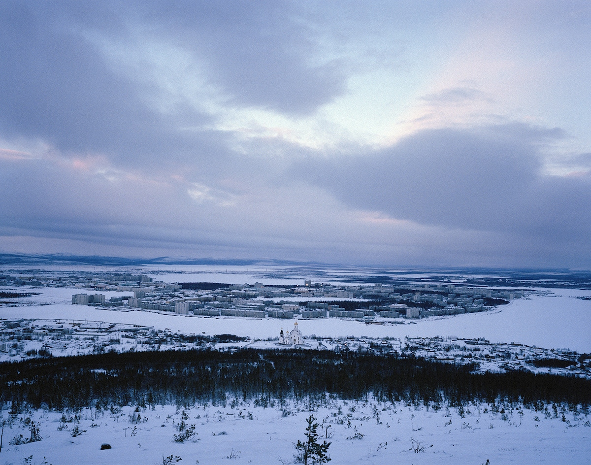 Siberian Landscape by Simon Roberts