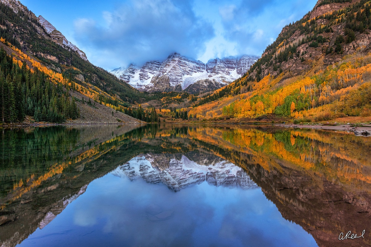 Mountain Photography by Aaron Reed