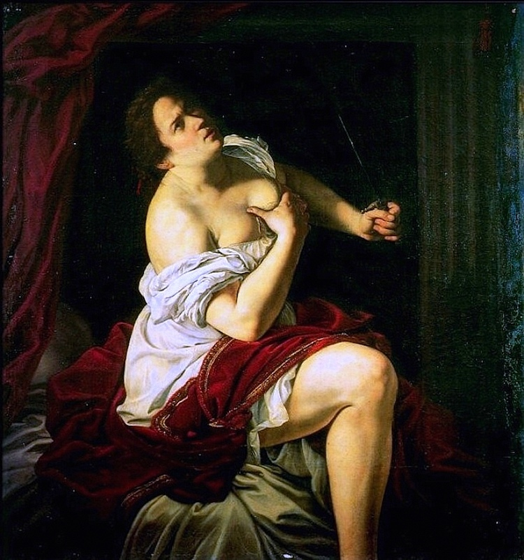 Artemisia Gentileschi Paintings