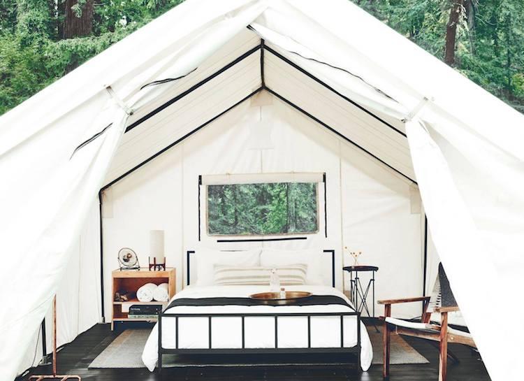 Camping Near Yosemite