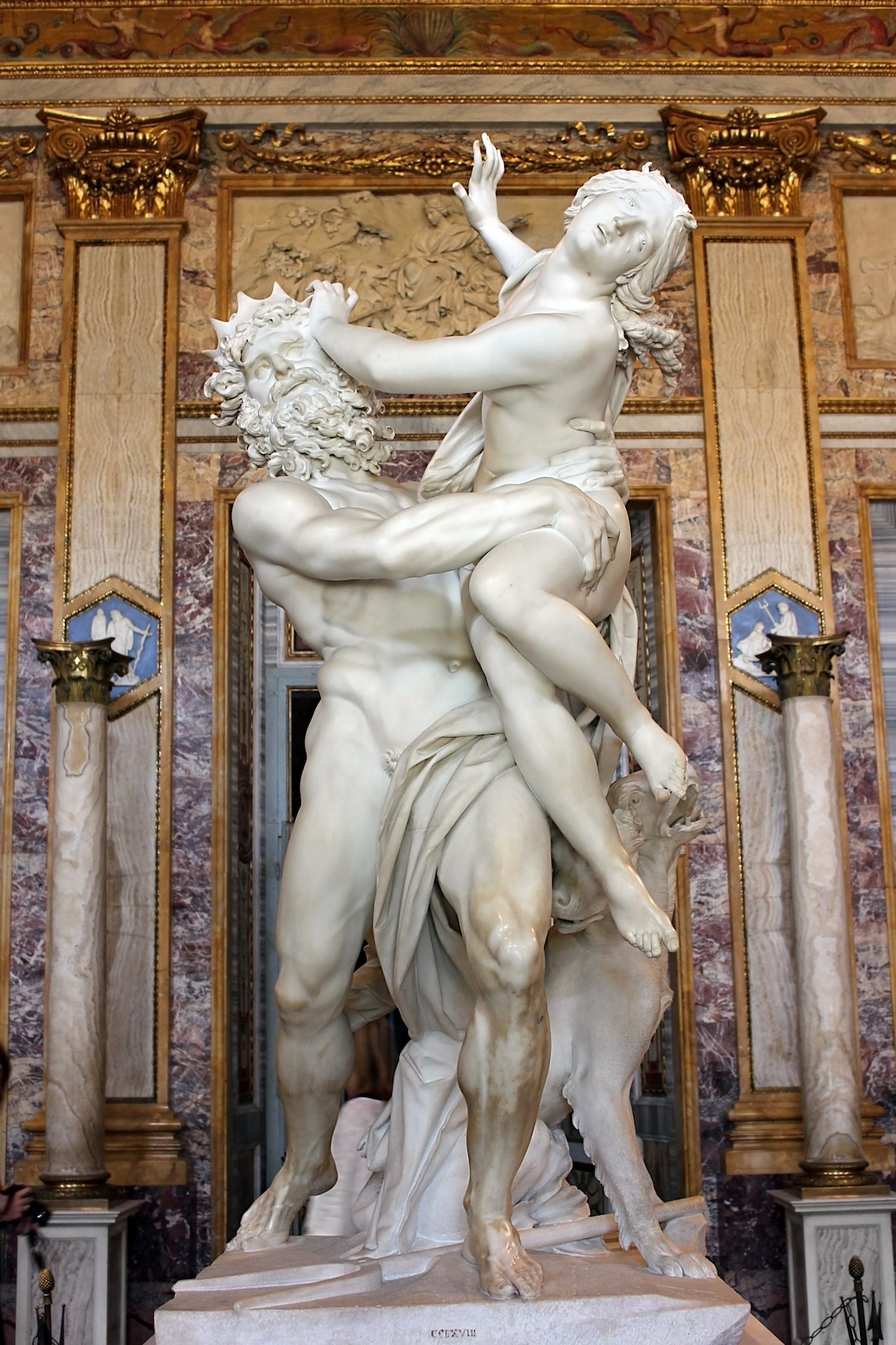 Bernini's Plato and Proserpina
