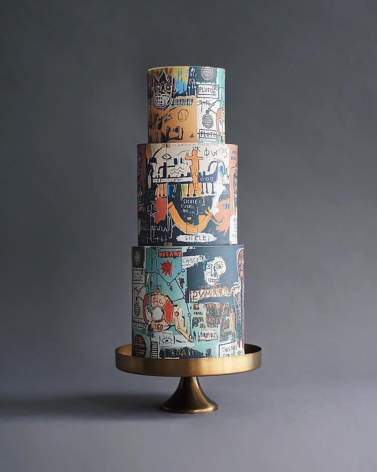 Pastel de bellas artes por por Tortik Annushka