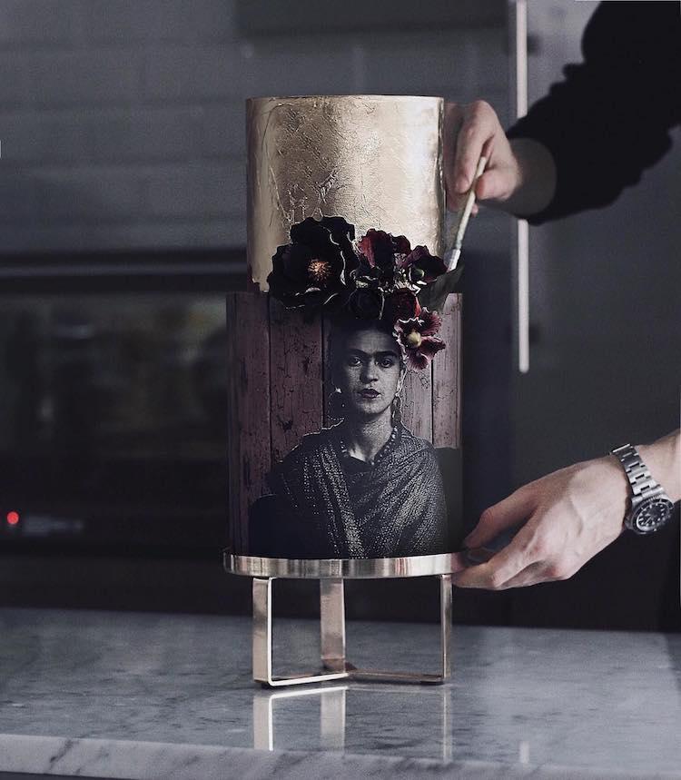 Pastel de bellas artes por Tortik Annushka