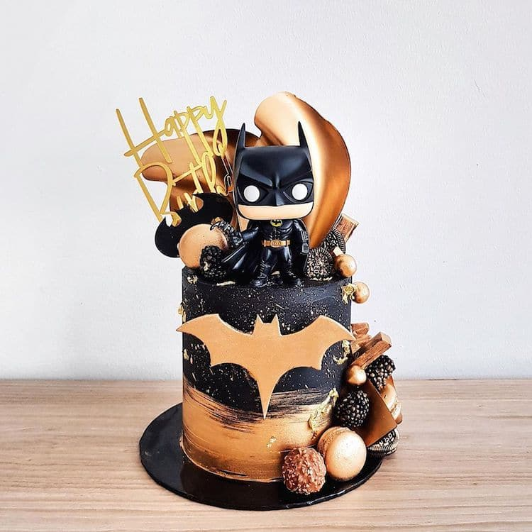 Character Cake Art by Shaun Teo Creations