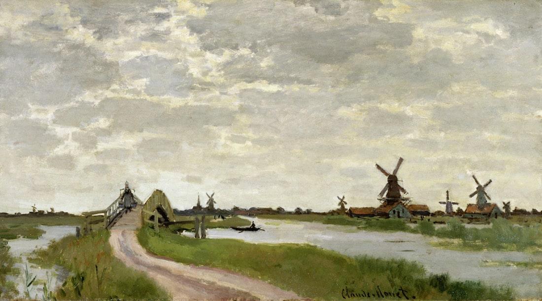 Paisajes de Monet