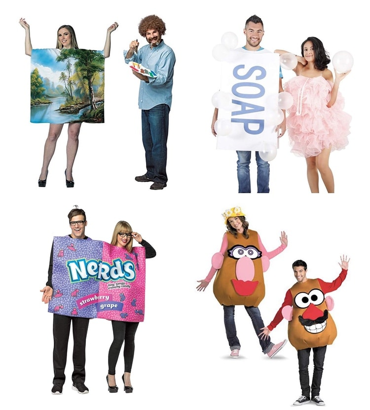 Couples Halloween Costumes on Amazon