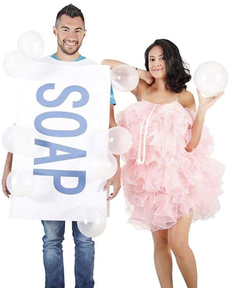 Fun Couples Costume Halloween 2019